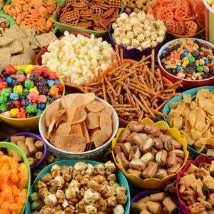 Snacks 🥜
